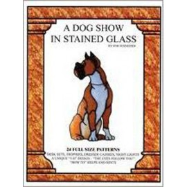 A Dog Show in Stained Glass