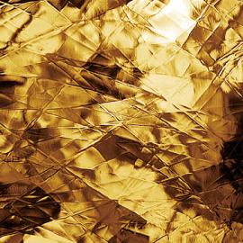 Vidrio Spectrum Color Ámbar SP 110.8A para Vitrales y Vitromosaico
