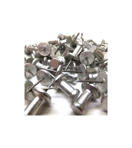 Push Pins (tachuelas) de Aluminio para Vitrales - 1pz