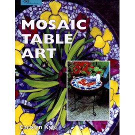 Catálogo / Libro / Revista de Vitromosaico Mosaic Table Art