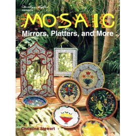 Libro / Revista / Catálogo Mosaic, Mirrors, Platters and More