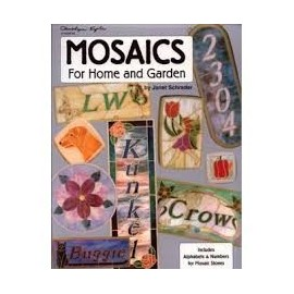 Libro / Revista / Catálogo para Vitromosaico Mosaics for Home and Garden