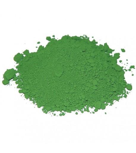 Colorante color Verde Jennifer's Mosaics para Boquilla y Cemento para Vitromosaico - 3oz