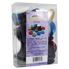 Gemas Grandes de Colores - 1lb