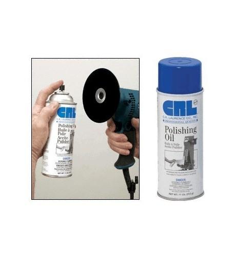 Aceite para Bandas (Lijas) y Discos Abrasivos para Vidrio CRL