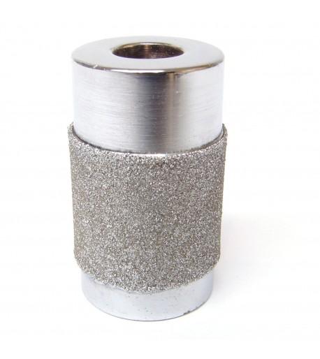 """Piedra / Diamante / Muela Diamantada Studio Pro de 3/4"""" para Pulidoras de Vidrio"""