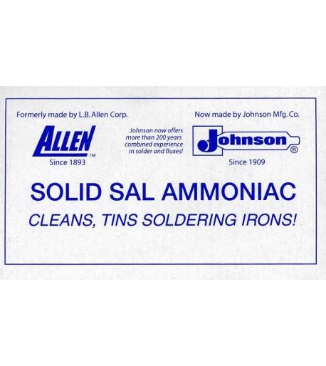 Sal de Amoniaco de 8oz para Cautines