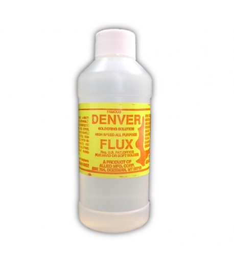 Flux / Fundente Denver de 8oz para Vitrales