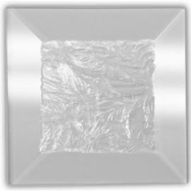 """Cuadro Biselado de Vidrio Glue Chip de 2"""" con Bisel de 1/2"""" para Vitrales"""