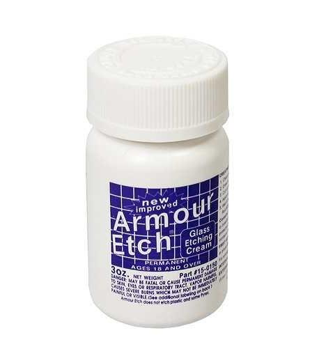 Crema Armour Etch - 3 oz