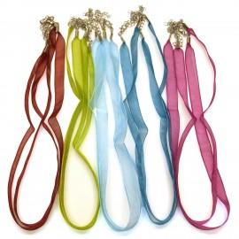 Correas para Collar Variedad de Colores - 10pzs