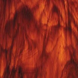 Vidrio Spectrum Glass color Ambar SP 411-15C para Vitrales y Vitromosaico