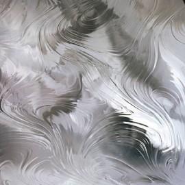 Vidrio Spectrum Glass Claro Texturizado SP BR/CLEAR para Vitrales, Gabinetes, Puertas y más