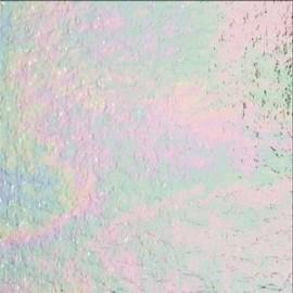 Vidrio Spectrum Glass Claro Texturizo SP I/100G para Vitrales