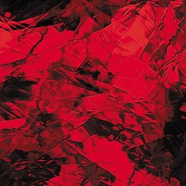 Vidrio Spectrum Glass color Rojo SP 152A para Vitrales y Vitromosaico