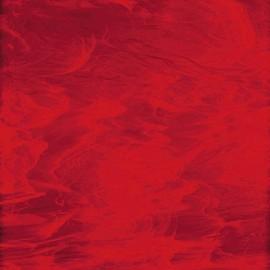 Vidrio Spectrum Glass color Rojo SP 359-1 para Vitrales y Vitromosaico