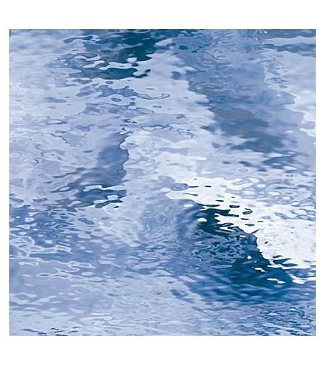 Vidrio Spectrum Glass color Azul SP 130.8W para Vitrales y Vitromosaico