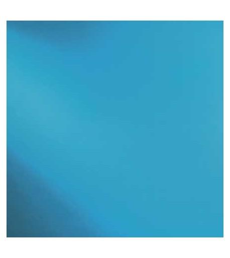 Vidrio System 96 color Azul SP 533-3F para Vitrofusión, Vitrales y Vitromosaico