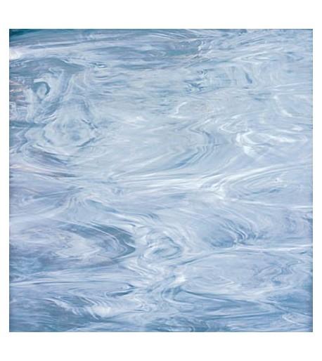 Vidrio Spectrum Glass color Azul SP 838-72 para Vitrales y Vitromosaico