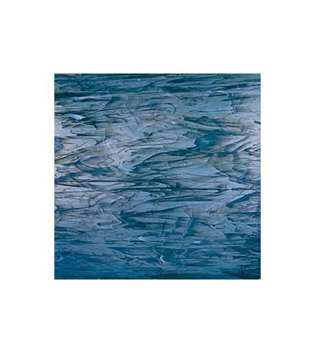 Vidrio Spectrum Glass color Azul SP 838-94 para Vitrales y Vitromosaico