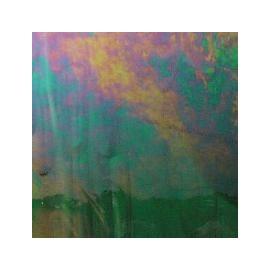 Vidrio Spectrum Glass color Verde Iridiscente SP I/329-6 para Vitrales y Vitromosaico
