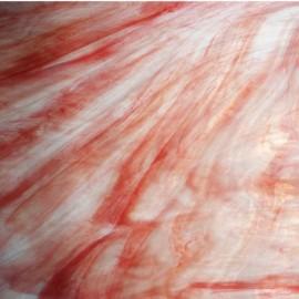 Vidrio Wissmach Glass color Rosa WO-7 para Vitrales y Vitromosaico