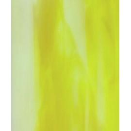 Vidrio Opalescente Kokomo Glass color Amarillo KO 166 para Vitrales y Vitromosaico