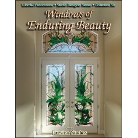 Catálogo / Revista / Libro Windows of Enduring Beauty de Vitrales