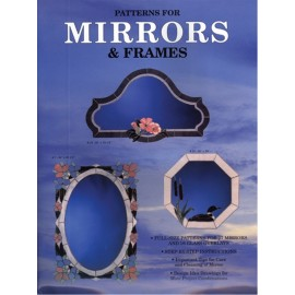 Catálogo / Libro / Revista Patterns for Mirrors & Frames de Espejos en Vitral