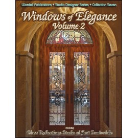 Catálogo / Revista / Libro Windows of Elegance II de Vitrales