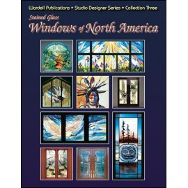 Catálogo / Revista / Libro Windows of North American de Vitrales