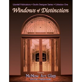 Catálogo / Revista / Libro Windows of Distinction de Vitrales