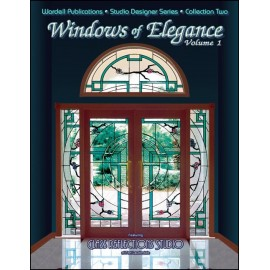 Catálogo / Revista / Libro Windows of Elegance I de Vitrales