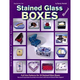 Catálogo / Revista / Libro Stained Glass Boxes de Cajas de Vitral