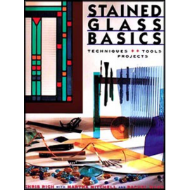 Libro / Revista / Catálogo para Vitrales Stained Glass Basics
