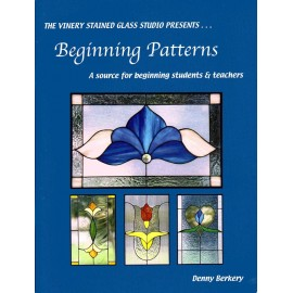 Libro / Revista / Catálogo de Vitrales Beginning Patterns