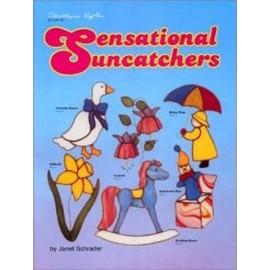 Libro / Revista / Catálogo para Vitrales Sensational Suncatchers