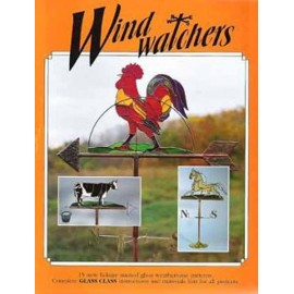 Libro / Revista / Catálogo para Vitrales Wind Watchers