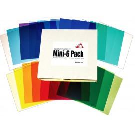 Paquete System 96 Colores Transparentes Mini - 20pzs