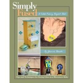 Catálogo / Revista / Libro para Joyería en Vitrofusión Simply Fused