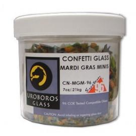 Confetti Uroboros Mardis Gras 7oz - 96COE