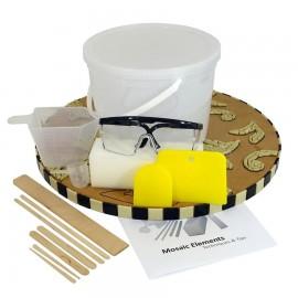 Kit de Materiales Básicos para Vitromosaico