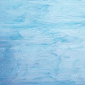 Vidrio Spectrum Glass color Azul SP 833-51 para Vitrales y Vitromosaico