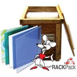 Paquete de Vidrio System 96 Rack Pack - 96COE