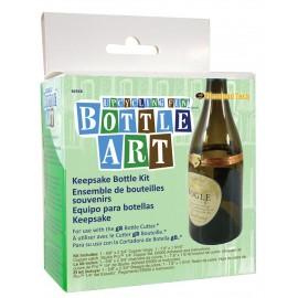 Kit Arte en Botellas: Caja de Regalos