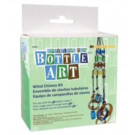Kit Arte en Botellas: Campanillas de Viento