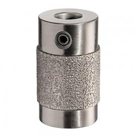 """Piedra Diamantada Durabits de 3/4"""" para Pulidora de Vidrio para Vitrales"""