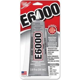Adhesivo E6000 - 2 oz