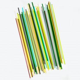 Stringers Delgados Variedad de Colores - 90 COE