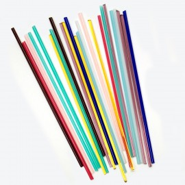 Stringers Gruesos Variedad de Colores 90 COE para Vitrofusión